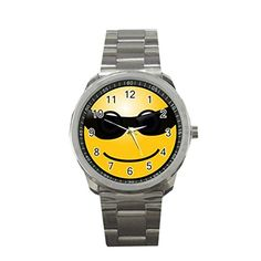 New Wrist watches XGFP015 Cool Face Sport Metal Wrist Watch Gift NEW >>> Click image for more details.