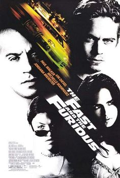 The Fast and the Furious Movie Poster - Internet Movie Poster Awards Gallery