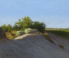 Marc Bohne Oil Landscape Painting - Southwest