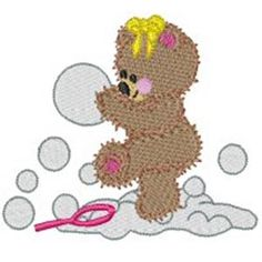 Embroidery Design Set - Huggly Mary