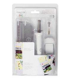 Project Life Photo Sleeve Fuse Tool Kit Scrapbooking 380493 for sale online