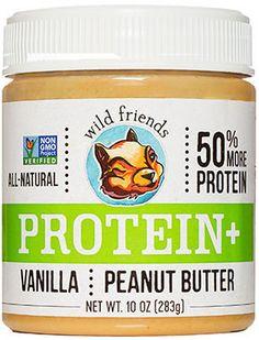 Protein+ Vanilla Peanut Butter