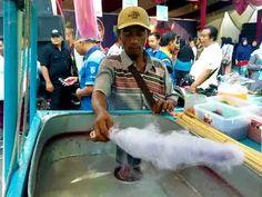 Cara Membuat Kembang Gula
