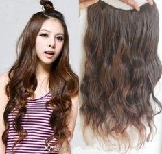 How to Make Sew in Clip Hair Extensions.... I used to always wear clip ins in my early 20s