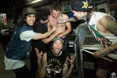 Pierce The Veil & Rian