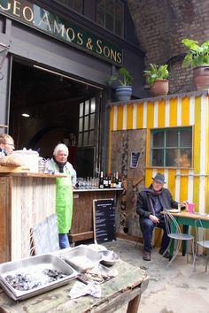 Detour   Maltby Street Market London - donuts + detoursdonuts + detours