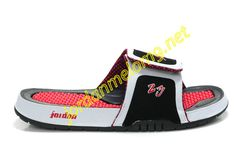 7bbe996b4b26 Jordan Hydro 2 Premier Slides Sandals Varsity Red Black White