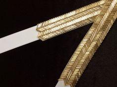 Bridal Belt Gold Wedding Sash Thin Gold Belt. by BestFriendBridal Bridesmaid Belt, Gold Bridesmaids, Bridesmaid Jewelry, Bridal Jewelry, Wedding Belts, Wedding Sash, Rhinestone Wedding, Gold Wedding, Ceinture Large