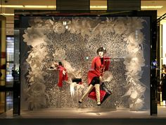 The Fabulous Isaac H: Chanel Window Display