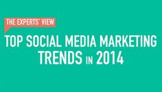 13 Social Media Marketing Trends in 2014 from the Experts - Business 2 Community