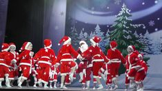 Jingle Bells - music and dance Christmas Dance, Christmas And New Year, Merry Christmas, Xmas, Jingle Bells, Costumes, Holiday Decor, Music, Dancing