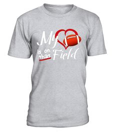 """# My Heart Is On That Football Field T-Shirt .  Special Offer, not available in shops      Comes in a variety of styles and colours      Buy yours now before it is too late!      Secured payment via Visa / Mastercard / Amex / PayPal      How to place an order            Choose the model from the drop-down menu      Click on """"Buy it now""""      Choose the size and the quantity      Add your delivery address and bank details      And that's it!      Tags: My Heart Is On That Football Field…"""