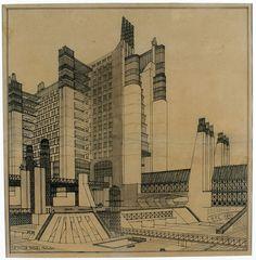 Casa Sant'Elia - Futurisme — Wikipédia