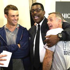 Casey, Chief, & Herman