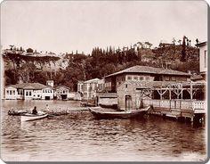 Kanlıca Körfezi - 1890 ler