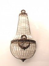 Crystal Sconce (2 Sizes)