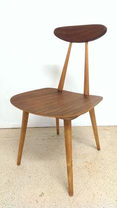 Online veilinghuis Catawiki: Scandinavische stoel  Poul Volther stijl