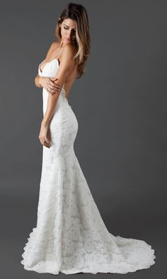 Love this wedding dress!♡ | Lanai Gown