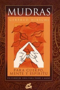 Libro con 68 carta de mudras para, aliviar el dolor físico, mitigar el estrés, avivar la mente, el equilibrio mental y emocional y el desarrollo espiritual. Más información: http://amzn.to/2mYR5Ca