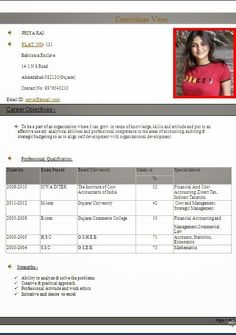... than resume more than cv formats for free download resume examples