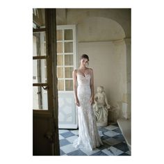 Get inspired by the latest 2016 bridal wedding dress collection from the world of Alon Livne White. Alon Livne Wedding Dresses, Bridal Wedding Dresses, Wedding Wear, Beaded Top, Cream And Gold, Dress Collection, Got Married, Lace Skirt, One Shoulder Wedding Dress