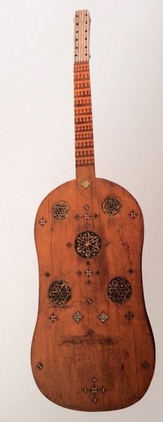 Guadalupe Six-Course Spanish Renaissance Vihuela 1525-i Seriously want one of these, I want a working replica