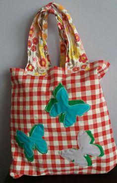 Piknikowa wiosenna Eko torba