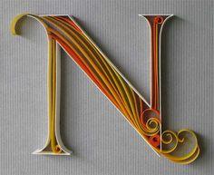 papel + tipografía en Tipografía Servidas