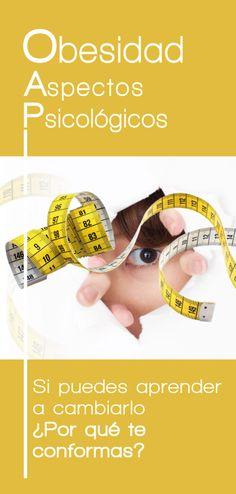 Folleto del Proyecto Emociones y Salud que detalla los aspectos psicológicos de la Obesidad.