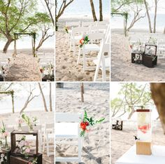 A fabulous destination, an amazing couple in love, a perfetc wedding planning and coordination by Four Nineteen Weddings, a venue in Paradise...Costa Rica you have stollen our hearts!!Wedding Planning and design:Barbara Broutin Four Nineteen WeddingsVenue:Reserva Conchal Beach ClubDo…
