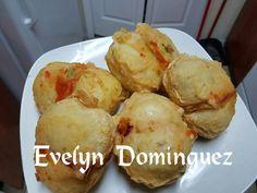 Guichi (Papas con jamón y queso )