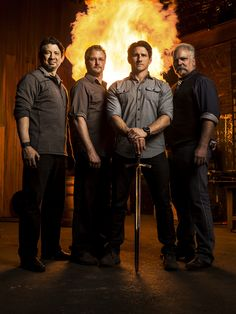 The History Channel's new Forged In Fire TV reality series is drawing more viewers—1.4 million—than any knife-related media event in history.