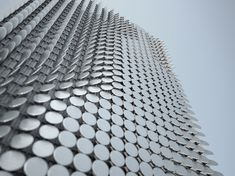 Parametric Pixel Facade Henn Studio B