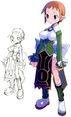 Disgaea: Hour of Darkness: Knight