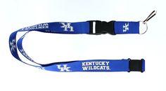 ~Kentucky Wildcats Lanyard - Blue~backorder