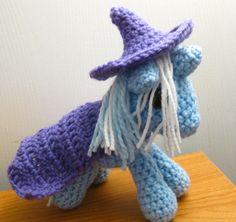 My Little Pony - Trixie by kaerfel.deviantart.com