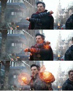 Dr. Strange - Avengers Infinity War