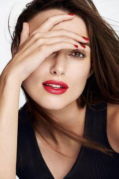 Keira Knightley Chanel Makeup 2016