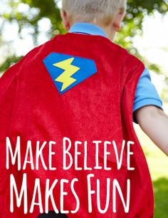 Tell a story with imaginative play