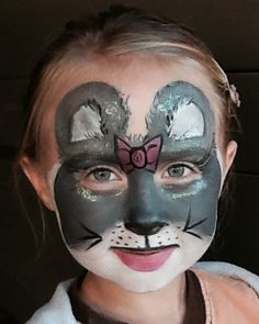 Face Painting - Mouse