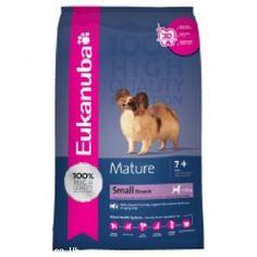 Eukanuba Dog Mature & Senior Chicken Small Breed 1kg