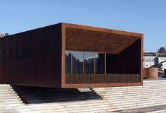 CENTRO MULTIUSO DE LAMEGO http://tecnne.com/arquitectura/centro-multiuso-de-lamego/