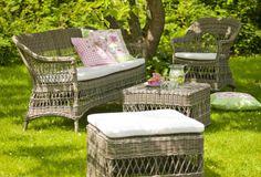 Sika Design Georgia Garden Beistelltisch / Hocker Anna kaufen im borono Online Shop