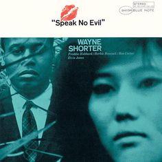 Wayne Shorter Speak No Evil Blue Note 4194 1966