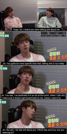 •i think these are fake subs but ME JIN IS ME•