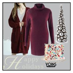 """""""Yoins #15/6"""" by s-o-polyvore ❤ liked on Polyvore featuring yoins, yoinscollection and loveyoins"""
