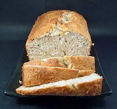 Coconut Banana Bread | Cook'n is Fun - Food Recipes, Dessert, & Dinner Ideas