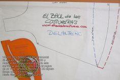 EL BAÚL DE LAS COSTURERAS: Top para verano Reusable Tote Bags, Cook, Blouses, Recipes
