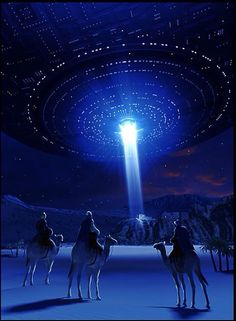 Star of Bethlehem?