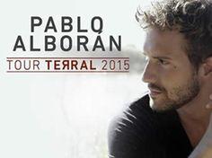 Tour Terral 2015 - Pablo Alborán